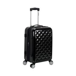 Rockland Melbourne 20in Expandable Carry On Quilt