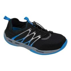Men's Rugged Shark Starboard Lace Up Black Synthetic/Mesh