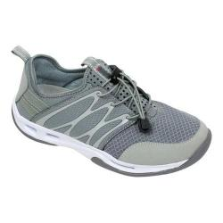 Men's Rugged Shark Starboard Lace Up Grey Synthetic/Mesh