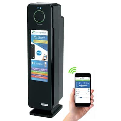 CDAP5500BCA WiFi Smart 4-in-1 Air Purifier with HEPA Filter