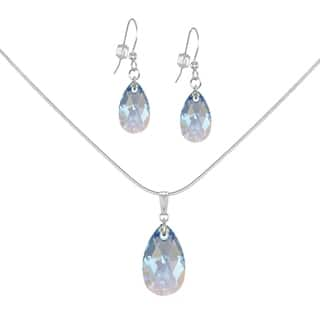 5488470df6d8 Crystal Jewelry Sets