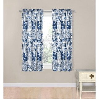 Marvel Universe Battlefront 63-inch Light-filtering Decorative Curtain Set