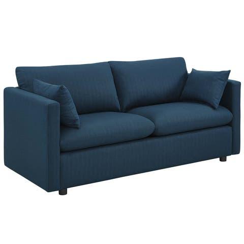 Activate Upholstered Fabric Sofa - n/a