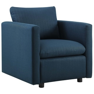 Link to Activate Upholstered Fabric Armchair Similar Items in Living Room Chairs