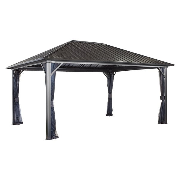 Sojag Genova Gazebo 12 x 16 ft.