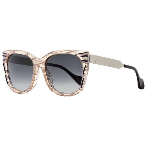 Fendi FF0180S Kinky VDOVK Womens Patterned Pink/Palladium 54 mm Sunglasses - patterned pink/palladium - patterned pink/palladium