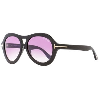 Tom Ford TF514 Isla 01Z Womens Black 56 mm Sunglasses