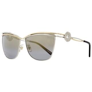 Chopard SCHB26S 544G Womens Palladium/Gold/Black 61 mm Sunglasses