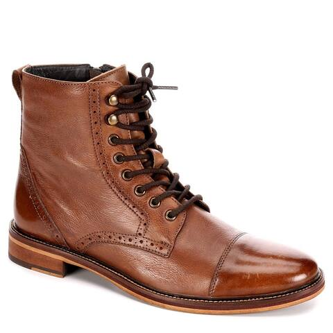 aab243a425 Buy Ankle Boots Men's Boots Online at Overstock | Our Best Men's ...