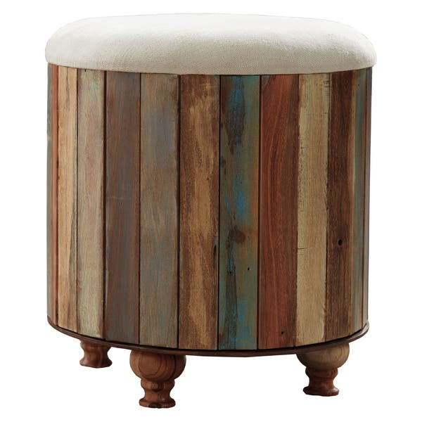 Groovy Shop Oristano Multi Color Storage Ottoman On Sale Free Caraccident5 Cool Chair Designs And Ideas Caraccident5Info