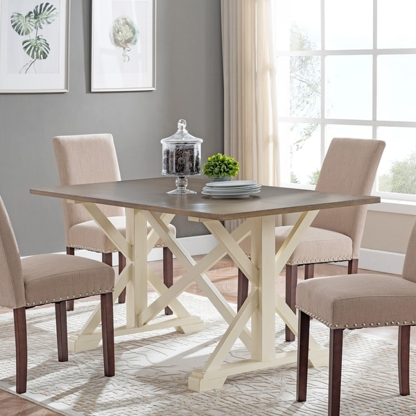 Shop Harper Blvd Carder Dining Table Modern Farmhouse - On ...