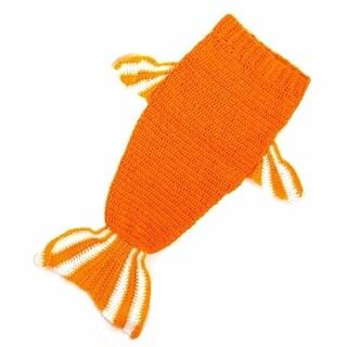 Handmade Goldfish Snuggly Baby Blanket (Kyrgyzstan)