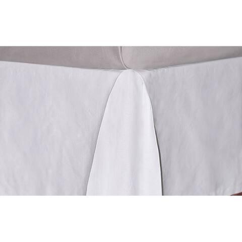 Serenta Canvas Cotton 15 Inch Drop Bed Skirt
