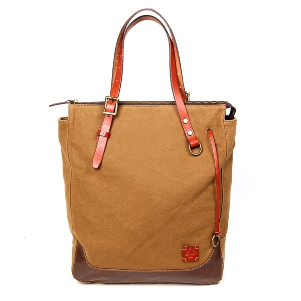 9f69daafa256 Shop TSD Brand Redwood Canvas Tote - On Sale - Free Shipping Today ...