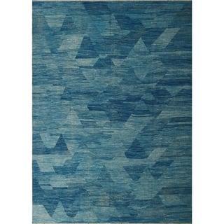 "Noori Rug Winchester Kilim Kalila Blue Rug - 9'5"" x 11'11"""