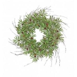 "22"" Tuscany beauty olive wreath"