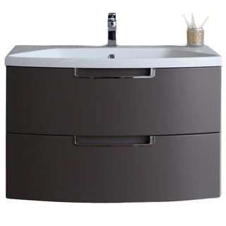 Eviva Lola Wall Mounted Bathroom Vanity