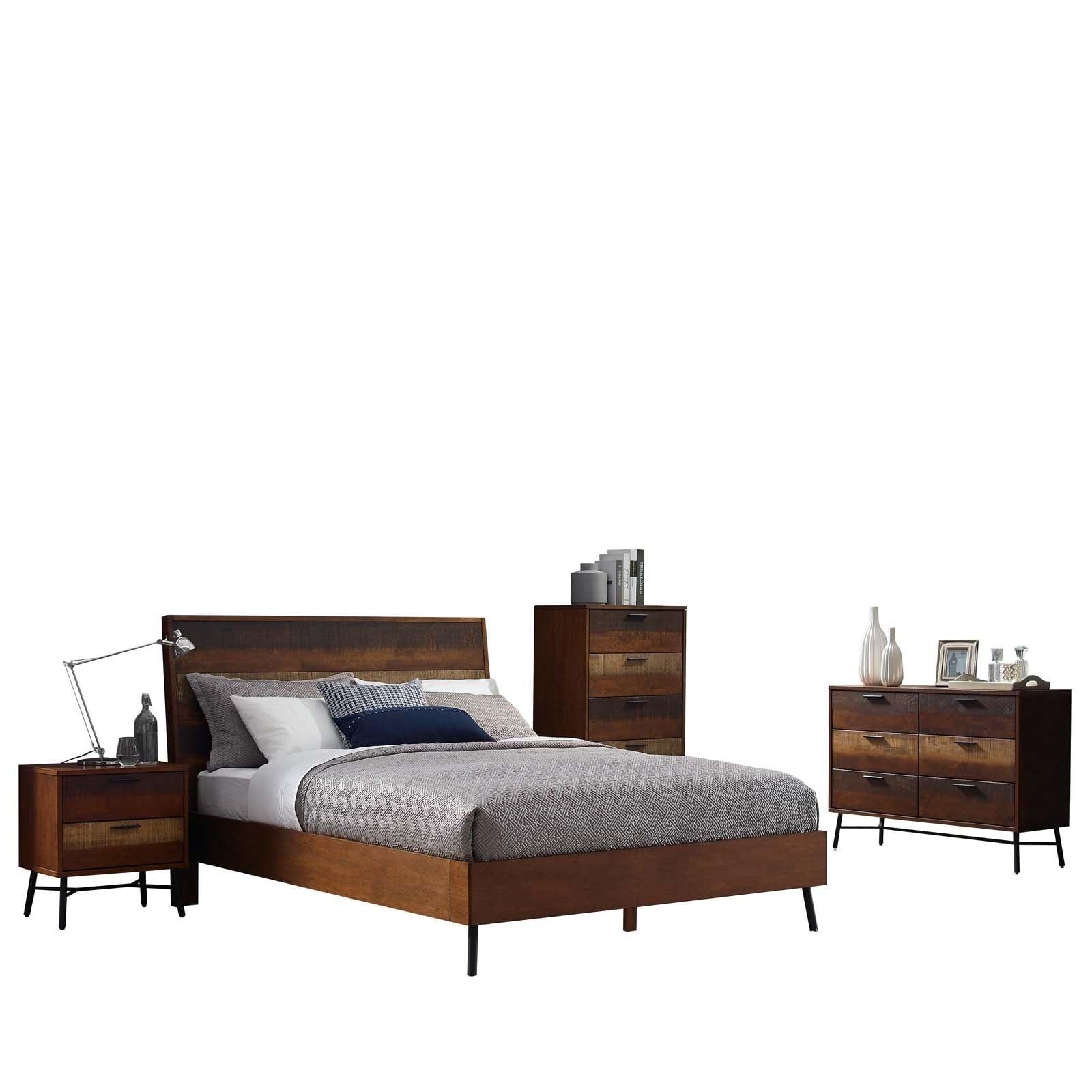 Arwen 5 Piece Queen Bedroom Set