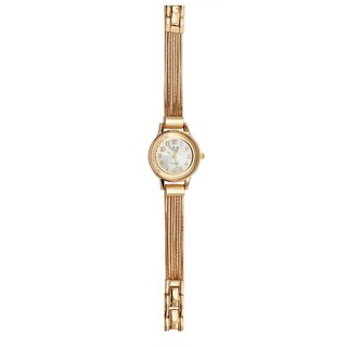 M Milano Expressions Metal Bracelet Women Watch -4612
