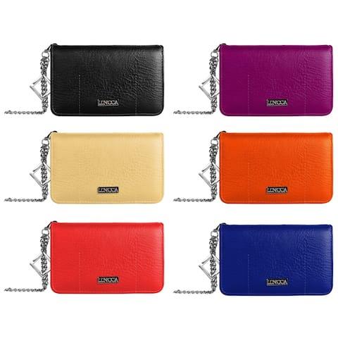 Lencca Kymira Crossbody Cellphone Wallet Clutch Bag