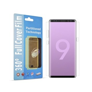 INSTEN Clear TPU Screen Protector for Samsung Galaxy Note 9