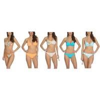 Betty's Beach Bungalow 5 Bikini Sets Multi Pack