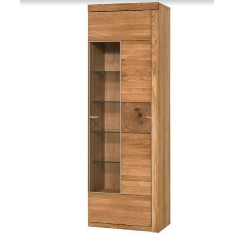 VELLE 1 Door Display Cabinet Right