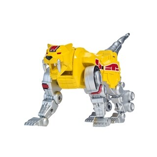 Bandai Power Rangers Mighty Morphin Legacy Zord, Sabertooth Tiger - Yellow