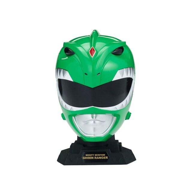 Bandai Power Rangers Mighty Morphin Legacy Collection Helmet, Green Ranger