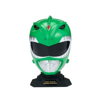 Bandai Power Rangers Mighty Morphin Legacy Collection Helmet, Green Ranger