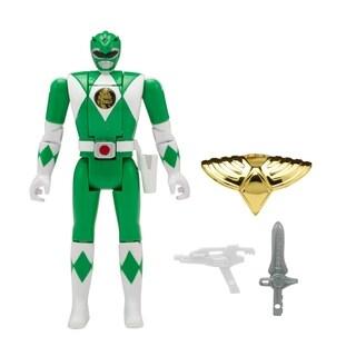 Bandai Power Rangers Mighty Morphin Head Morph Figure, Green Ranger