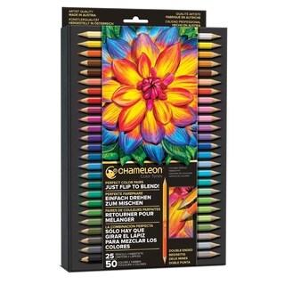 Chameleon Color Tones Pencils Pencils, 50 colors - Multi