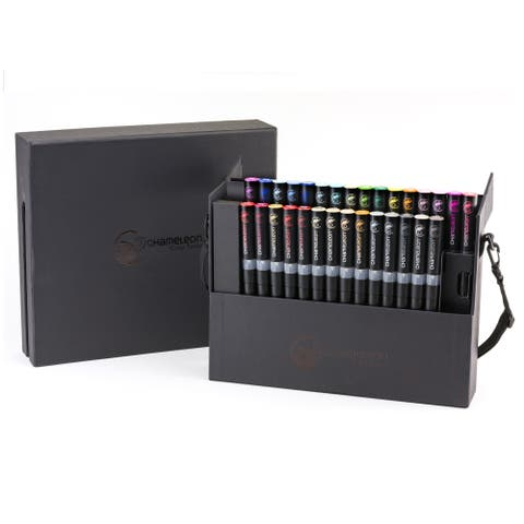 Chameleon 30 Pen Set - Multi