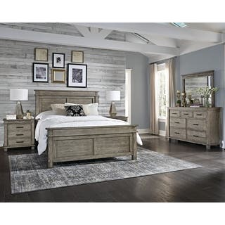 Simply Solid Asquith Wood 6 Piece Bedroom Collection