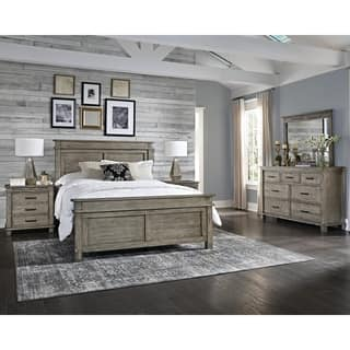 Buy Grey, Glass Bedroom Sets Online at Overstock | Our Best ...