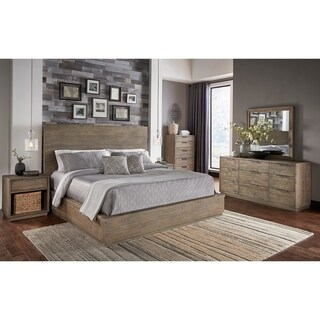 Simply Solid Holsten Solid Wood 6-piece Bedroom Collection
