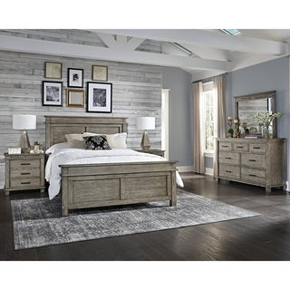 Simply Solid Asquith Solid Wood 3-piece Bedroom Collection