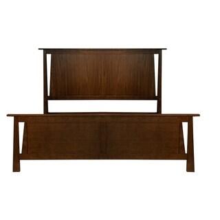 Simply Solid Galvan Solid Wood Bed