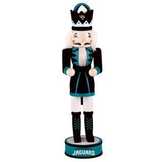 Forever Collectibles Jacksonville Jaguars Holiday Nutcracker - multi