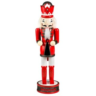 Forever Collectibles Tampa Bay Buccaneers Holiday Nutcracker - multi