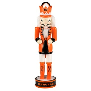 Forever Collectibles Cincinnati Bengals Holiday Nutcracker - multi