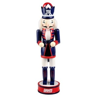 Forever Collectibles New York Giants Holiday Nutcracker - multi