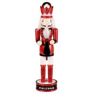 Forever Collectibles Atlanta Falcons Holiday Nutcracker - multi