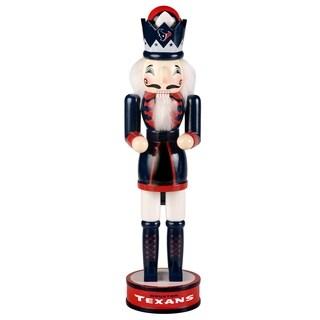 Forever Collectibles Houston Texans Holiday Nutcracker - multi
