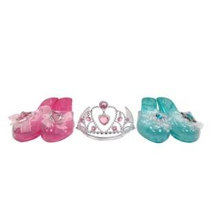 Lucky Toys Shoe Dress Up Set, 3 Pieces