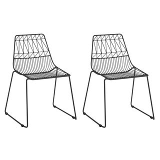 Cross Wire Activity Chairs 2pk