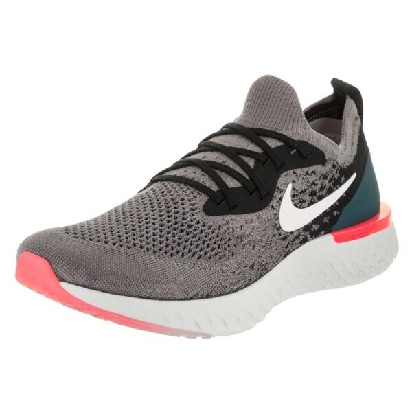 ae69d3e40b1 Shop Nike Men s Epic React Flyknit Running Shoe - Free Shipping ...