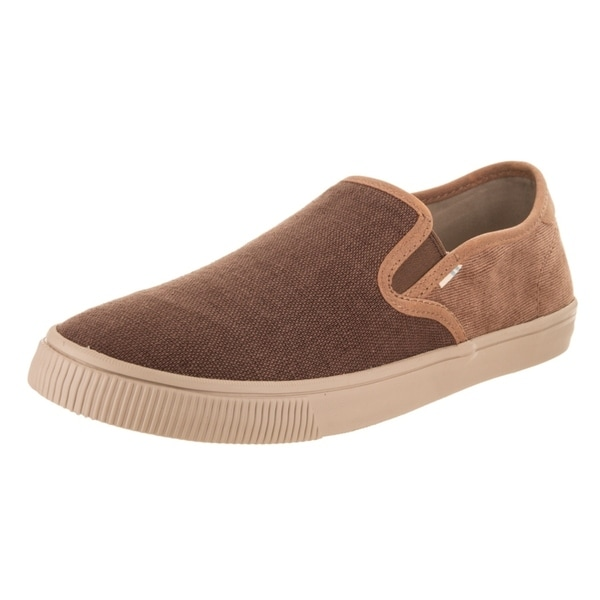 bf088e5382 Shop Toms Men's Baja Slip-On Shoe - Free Shipping Today - Overstock ...