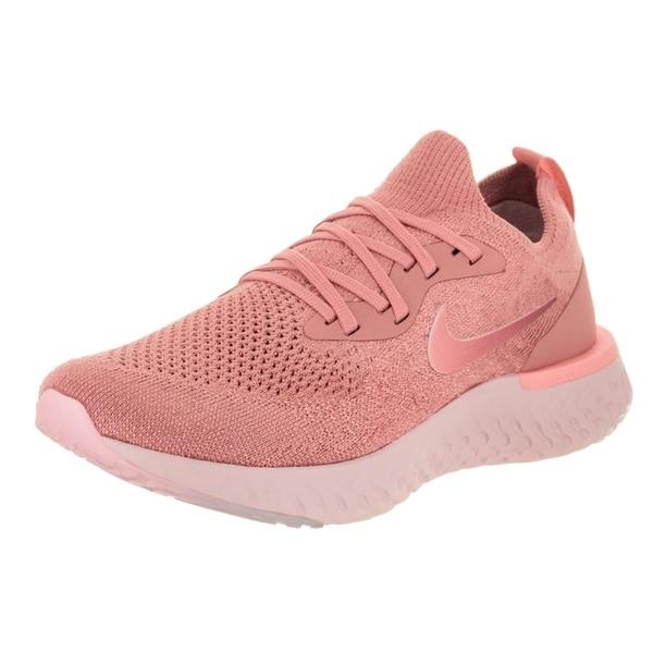 32a405c06b66d Shop Nike Women s Epic React Flyknit Running Shoe - Free Shipping ...
