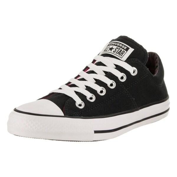 3e2c5226306f7f Shop Converse Women s Chuck Taylor Madison Ox Casual Shoe - Free ...